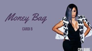 Cardi B - Money Bag   LYRICS