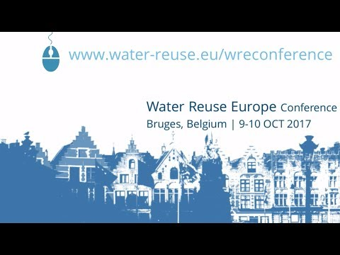 Water Reuse Europe Conference 2017 Promo