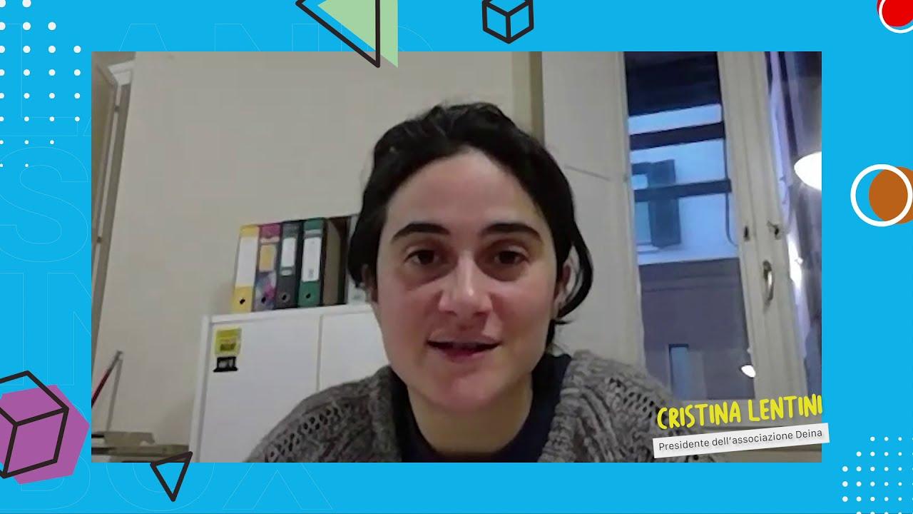 Cristina Lentini - Presidente Deina / Landscape in a Box