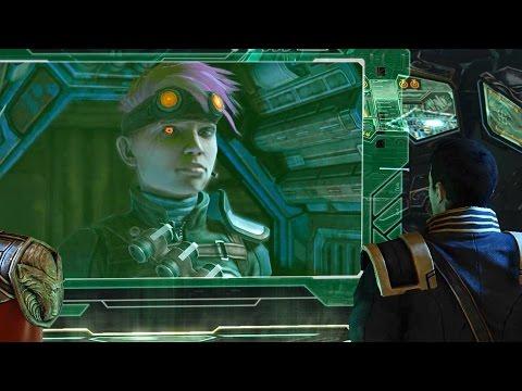 Mira Han Flirts With Matthew 'Matt' Horner Starcraft 2: Heart of the Swarm