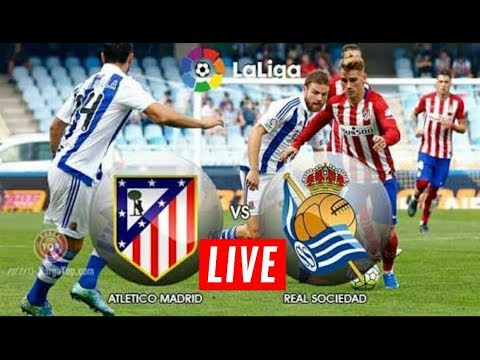 Atlético madrid vs real sociedad live streaming hd