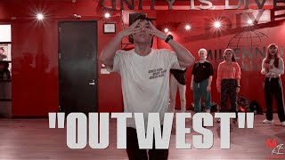JACKBOYS - OUT WEST ft. Young Thug CHOREO BY ANZE