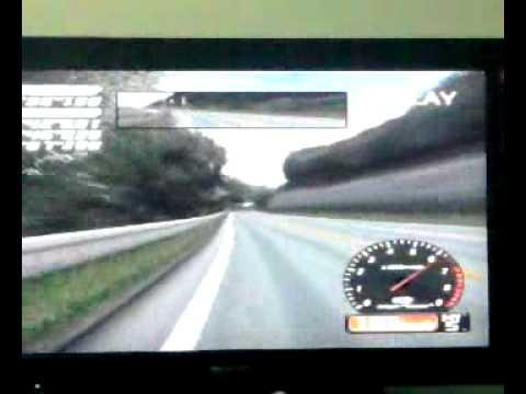 Thai InitialD-PS2-Akina DH Dry-Impreza GC8-Driver:SpiritR