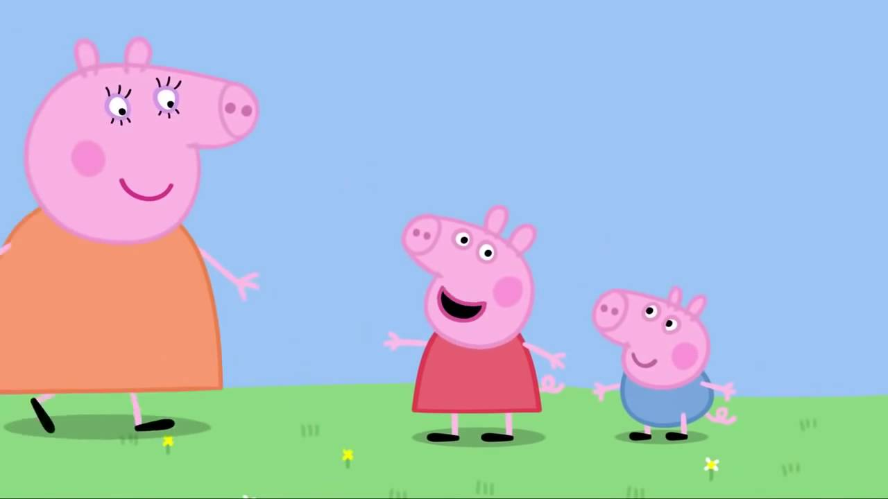 Peppa Pig Theme Song Downloaded With 1stbrowser
