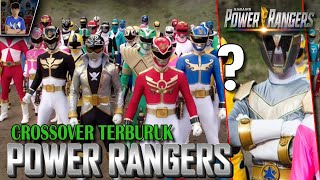 LEGENDARY GREAT BATTLE, CROSSOVER TERBURUK POWER RANGERS - Power Rangers Megaforce | #SuperRangers