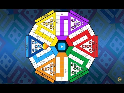 Latest ludo king updated game for 5 to 6 Players - YouTube