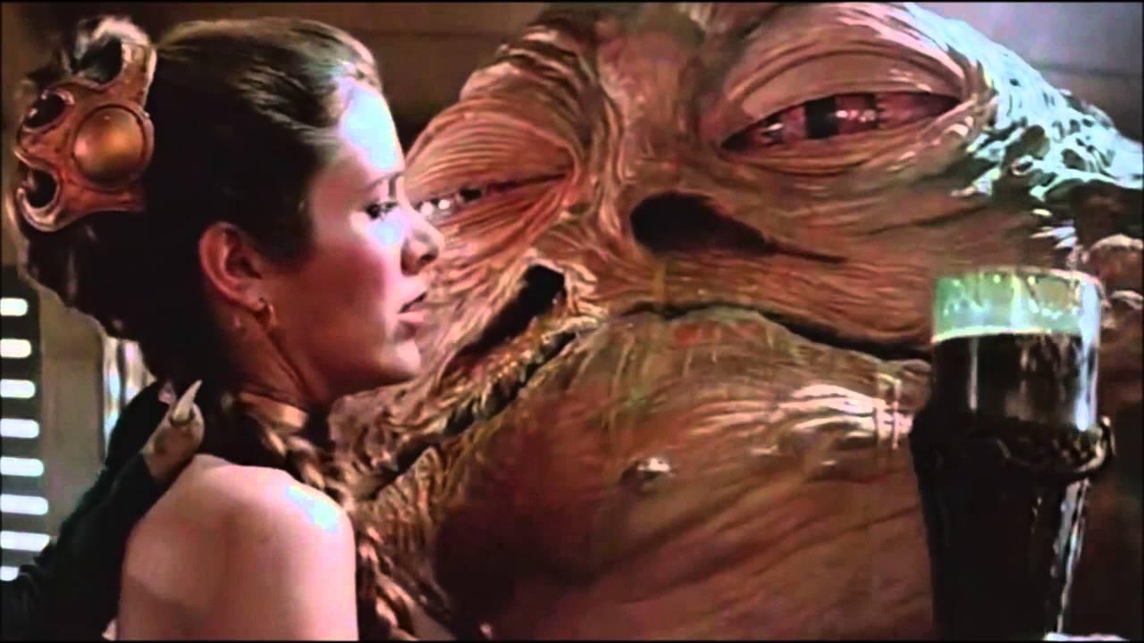 Jabba The Hutt Fucks Princess Leia Cheap leia organa - sex, drugs & rock'n'roll - youtube