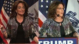 Bristol Palin: Tina Fey sounds nothing like my mom