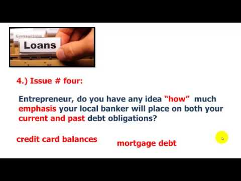 How to get a bank loan approved: 5 things you need to do first!