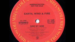 Watch Earth Wind  Fire Side By Side video