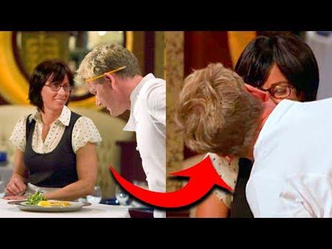 10 Times Gordon Ramsay was ACTUALLY NICE!