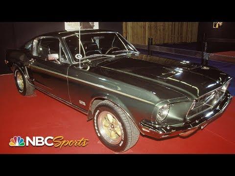 Steve McQueen's Bullitt Mustang fetches an incredible $5.4 million