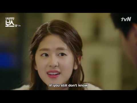 Introverted Boss - I choose to love you by Park Hye-soo