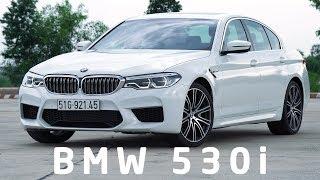 Chi tiết BMW 530i (G30) 2019