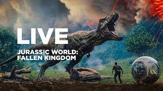 """LIVE: Omówienie """"Jurassic World: Fallen Kingdom"""" - Na żywo"""