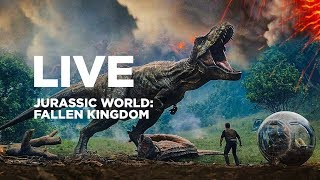 "LIVE: Omówienie ""Jurassic World: Fallen Kingdom"""