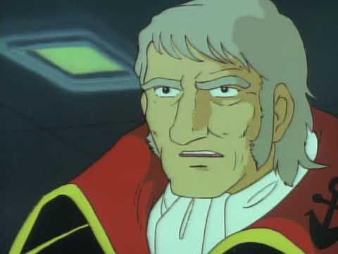 Star Blazers S02E10   Asteroid Ring Defense Revisited