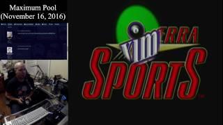 Maximum Pool (November 16, 2016) Sega Dreamcast Online Multiplayer [w/ Commentary]