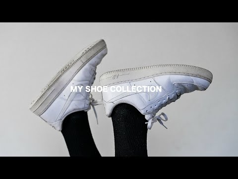 My Entire Shoe Collection 2020