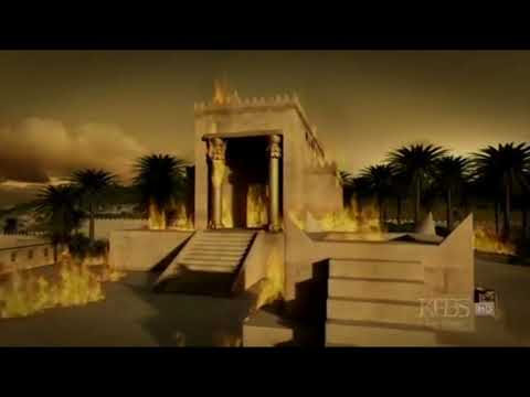 Babylonian invasion and captivity of Israel exile