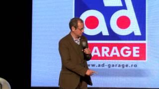 DAN PURIC -  DISCURS DESPRE DEMNITATE la Conferinta Partenerilor AD GARAGE 2013