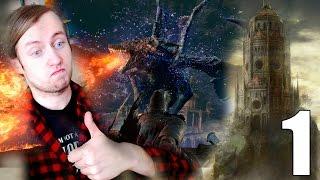 Dark Souls 3 The Ringed City Прохождение на русском #1 ► КАК НАЧАТЬ ДОПОЛНЕНИЕ ► МНЕ НРАВИТСЯ!