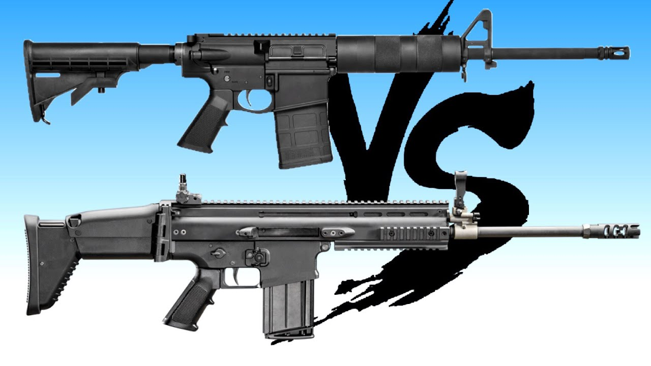 Entry-level VS High-End (308 Battle Rifle) Is The Added Cost