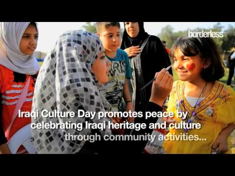 borderless in Baghdad: Meet Iraqi Culture Day