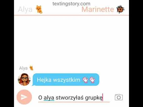 Miraculum textingstory ,,grupka