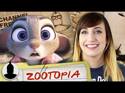Is Zootopia About Racism? (feat. Guest Host Sarah Snitch) - (Ep. 103) @ChannelFred