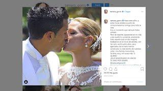 Tamara Gorro y Garay cumplen 7 años de casados
