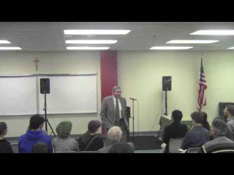 Friday Night Lecture Series: Dr. Stephen F. Brown | Part Three