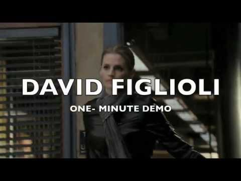 David Figlioli OneMinute Acting Demo Reel