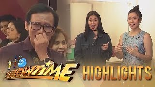It's Showtime: Here's how Anne and Mariel prepare their vocals for Magpasikat 2018 with Rey Valera