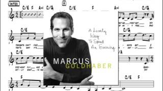 Marcus Goldhaber - No Moon At All [Audio]