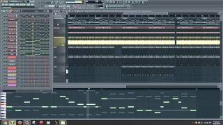 Tiesto & Martin Garrix - The Only Way Is Up (Original Mix) (FL Studio Remake + FLP)