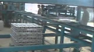 Aluminum Alloy Ingots (ADC12 ,AS9U3 etc) Production Line