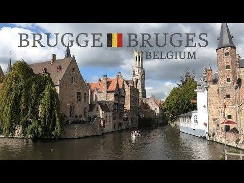 BELGIUM: Bruges (Brugge), medieval city