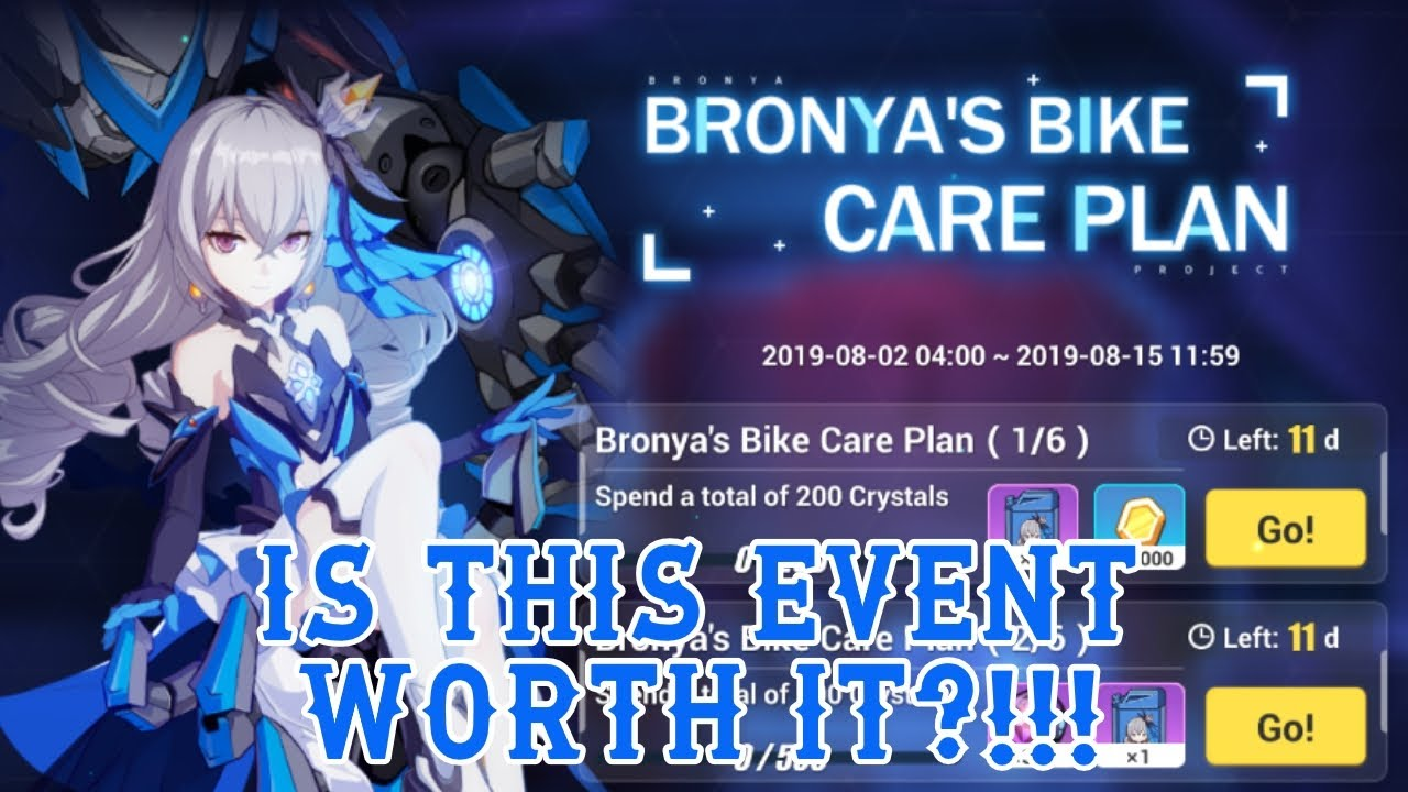 **SHOULD YOU TAKE PART IN THIS EVENT?!!!** SAVE YOUR CRYSTALS!!! HONKAI  IMPACT 3