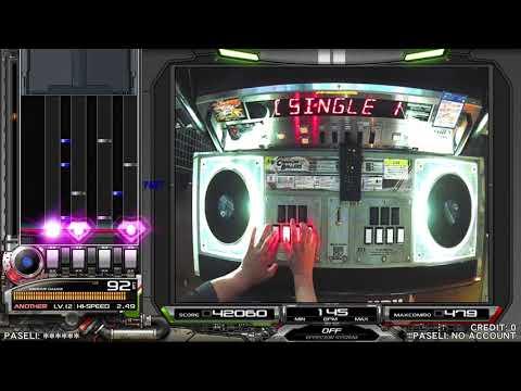beatmania IIDX 25 CANNON BALLERS 段位認定 SP 十段 正規