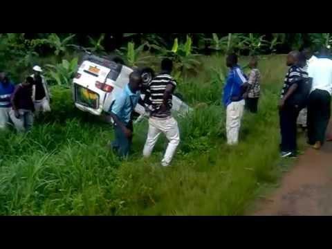 reckless driving in vakpo, volta region