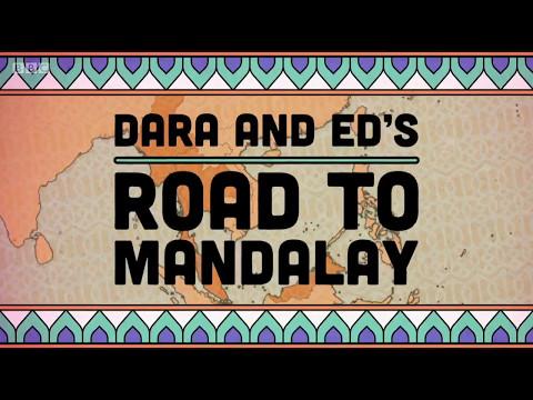 Dara & Ed's Road to Mandalay S01E02 Thailand