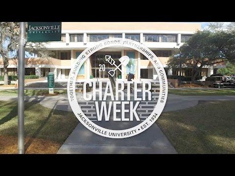Jacksonville University 2017 Charter Week