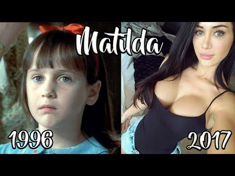 Matilda Before And After 2017