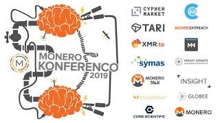 MoneroKon 2019 Livestream - Saturday