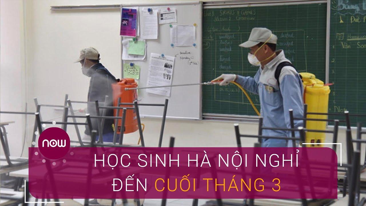 Hà Nội: Học sinh từ mầm non đến THCS nghỉ hết 29/3 | VTC Now