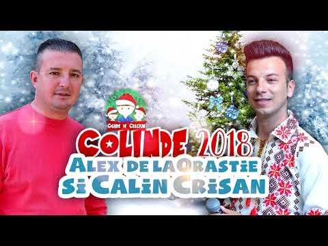 Muzica noua: Colinde de Craciun 2018 cu Calin Crisan si Alex de la Orastie