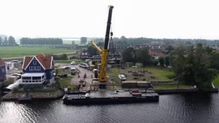 Holland Metaal   Baggerponton