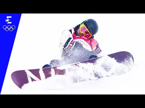 Snowboard | Men's Big Air Highlights | Pyeongchang 2018 | Eurosport