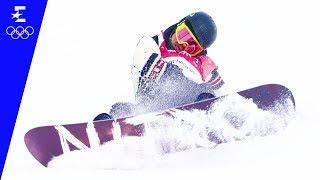 Snowboard | Men's Big Air Highlights | Pyeongchang 2018 | Eurosport